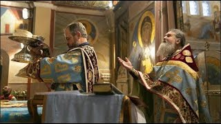ПРЯМАЯ ТРАНСЛЯЦИЯ: Воскресное Богослужение  -  Литургия и Чин Торжества Православия.