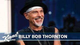 Billy Bob Thornton on Living in a Hotel During Divorces, Idol Andy Griffith \u0026 Goliath's Final Season