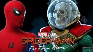 LEAKED Spider-Man: Far From Home All VILLAINS Revealed