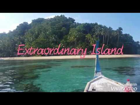 BALOT ISLAND in Kalamansig Sultan Kudarat Province