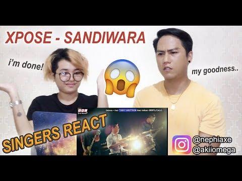 Free Download Xpose Band - Sandiwara (official Music Video) | Singers React Mp3 dan Mp4