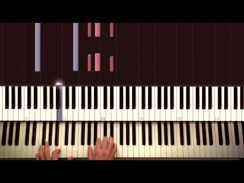 Lay me down - Sam Smith. Piano Cover - Tutorial by Piano Couture.