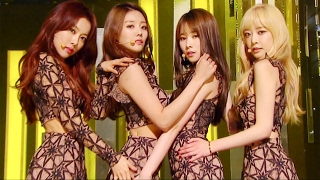 《Comeback Special》 MelodyDay (멜로디데이) - KISS ON THE LIPS @인기가요 Inkigayo 20170219
