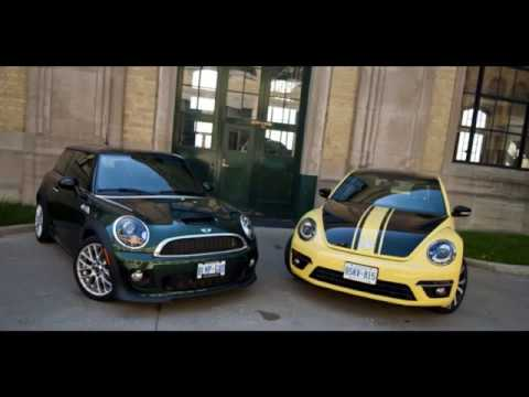 Volkswagen Beetle Vs Mini Cooper Youtube