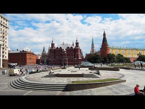 Смотреть Обзорная экскурсия по Москве (City Sightseeing Moscow Hop On — Hop off) онлайн
