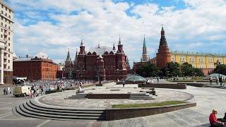 Обзорная экскурсия по Москве (City Sightseeing Moscow Hop On — Hop off)(, 2014-08-11T10:19:43.000Z)