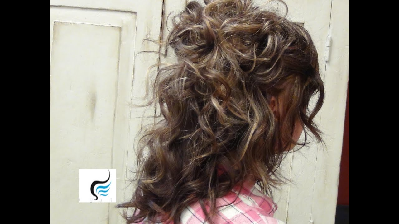 updo easy hairstyles girls