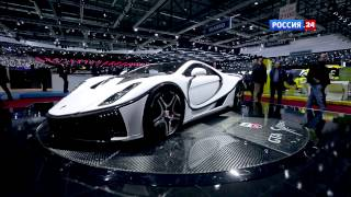 Женева 2015 - Суперкары // АвтоВести 197