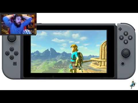 Reacción de Dan al trailer: The Legend of Zelda Breath of the Wild