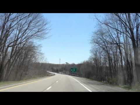 Driving: Ohio to Pennsylvania