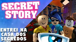 I ENTERED THE HOUSE OF SECRETS | SECRET STORY ROBLOX