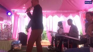 TRIỆU ĐOÁ HOA HỒNG   giọng ca MC Y BINH  