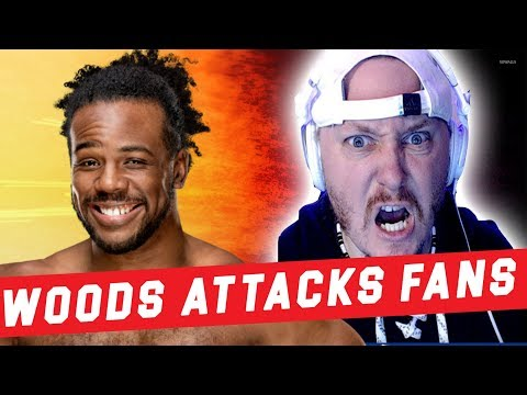 Xavier Woods Calls Fans Infants - STATE OF THE WWE #114