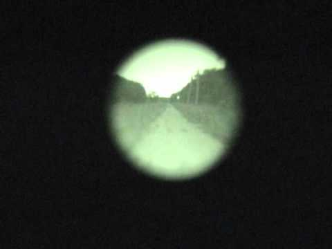 #2 Actual image from Sightmark Eclipse 3x42 and or a 2x24