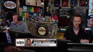 David Johnson: Nicknames (10/18/16)