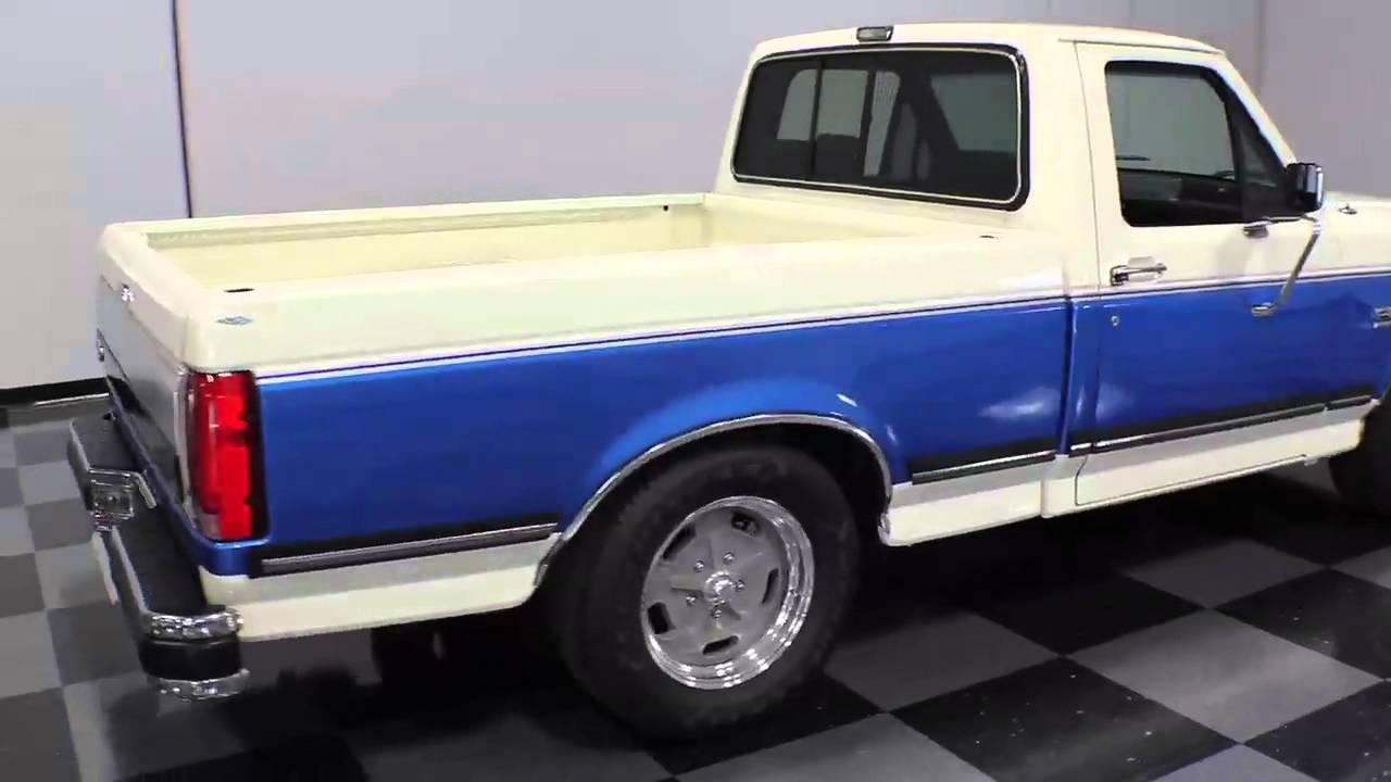549 1991 F-150 Final.mov - YouTube