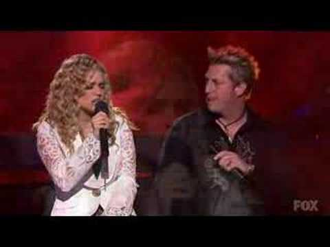 Carrie Underwood and Rascal Flatts - Bless The Broken Road