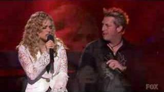 Carrie Underwood and Rascal Flatts - Bless The Broken Road Video