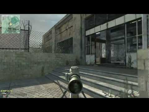 Call of Duty: Modern Warfare 3 - Invisible Weapons Glitch
