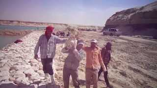 Watch a video exclusive Dpashin in the new Suez Canal