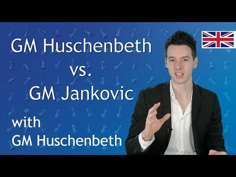 GM Huschenbeth vs GM Jankovic U.S. Masters 2014   Chess Game Analysis