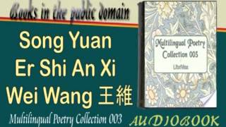 Song Yuan Er Shi An Xi Wei Wang Audiobook Poetry