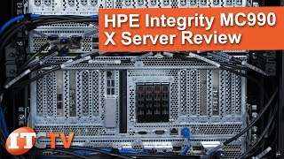 HPE Integrity MC990 X Server REVIEW
