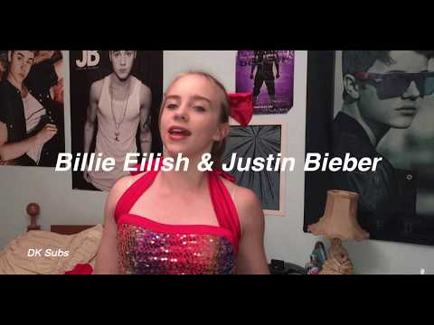 Billie Eilish & Justin Bieber - bad guy [remix] (subtitulada al español)