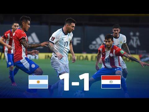 Eliminatorias | Argentina vs Paraguay | Fecha 3