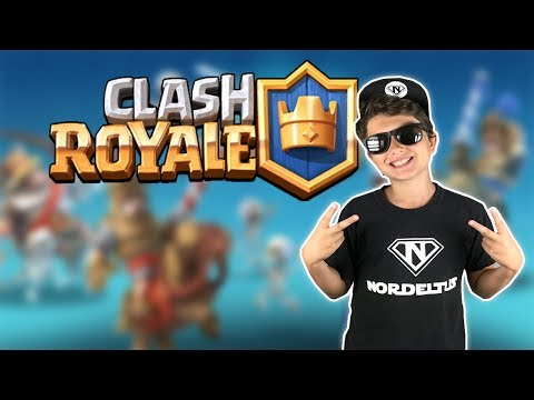 Clash Royale Gameplay! A Pedido de mis SUBS les Presento mi Primer  Episodio