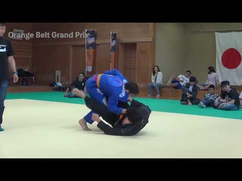 FL - Orange Belt GP - Kaio Nogiri vs Ricardo Okumura
