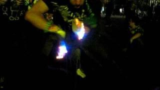 Rubix light show - Together as One 2010
