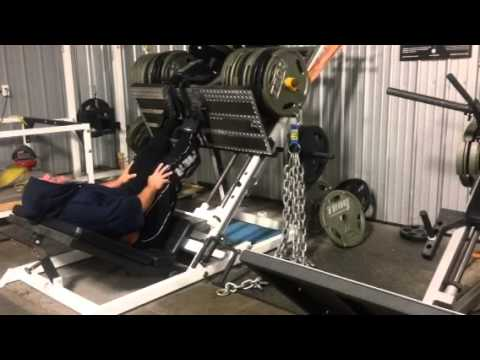 elitefts.com — Leg Press with Chains
