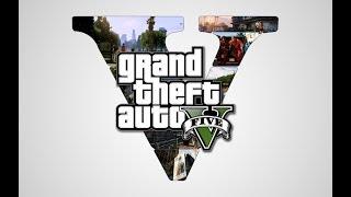 Grand Theft Auto Online СТРИМ С ТОПОВЫМИ СТРИМЕРАМИ)))