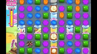Candy Crush Saga Level 1074 (No booster, 3 Stars)