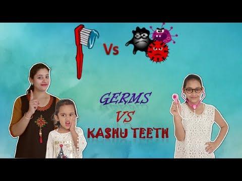 daily-brush-karane-ke-fayede-|-moral-story-for-kids-|-kashu-tv