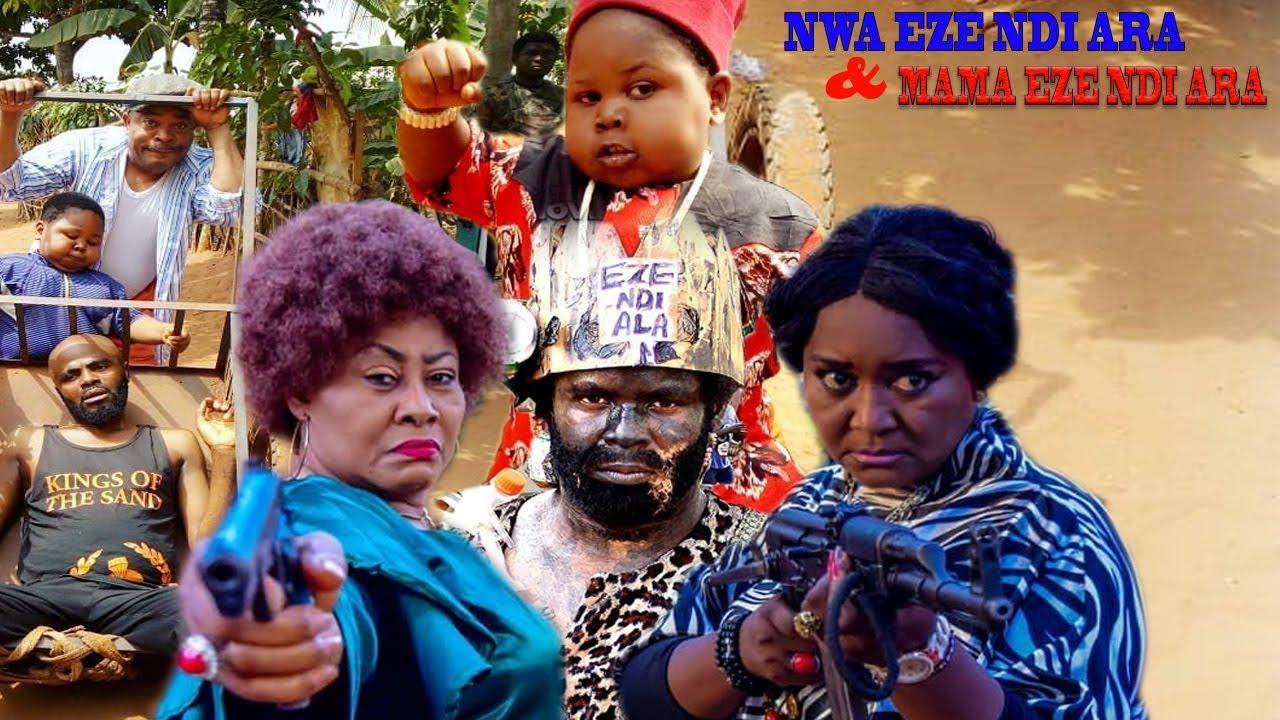 Download Nwa Eze Ndi Ala & Mama Eze Ndi Ala pt 1 - New Movie|Nigerian Nollywood 2019 Movie
