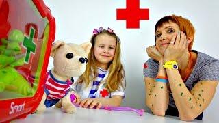видео детский врач скорой помощи