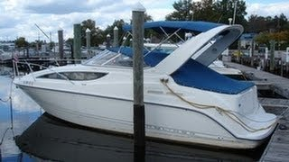 [UNAVAILABLE] Used 2003 Bayliner 285 Ciera Cruiser in New Gretna, New Jersey