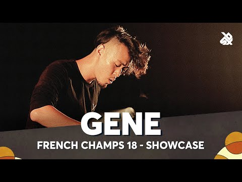 Gene Shinozaki | Showcase @ French Beatbox Champs 2018