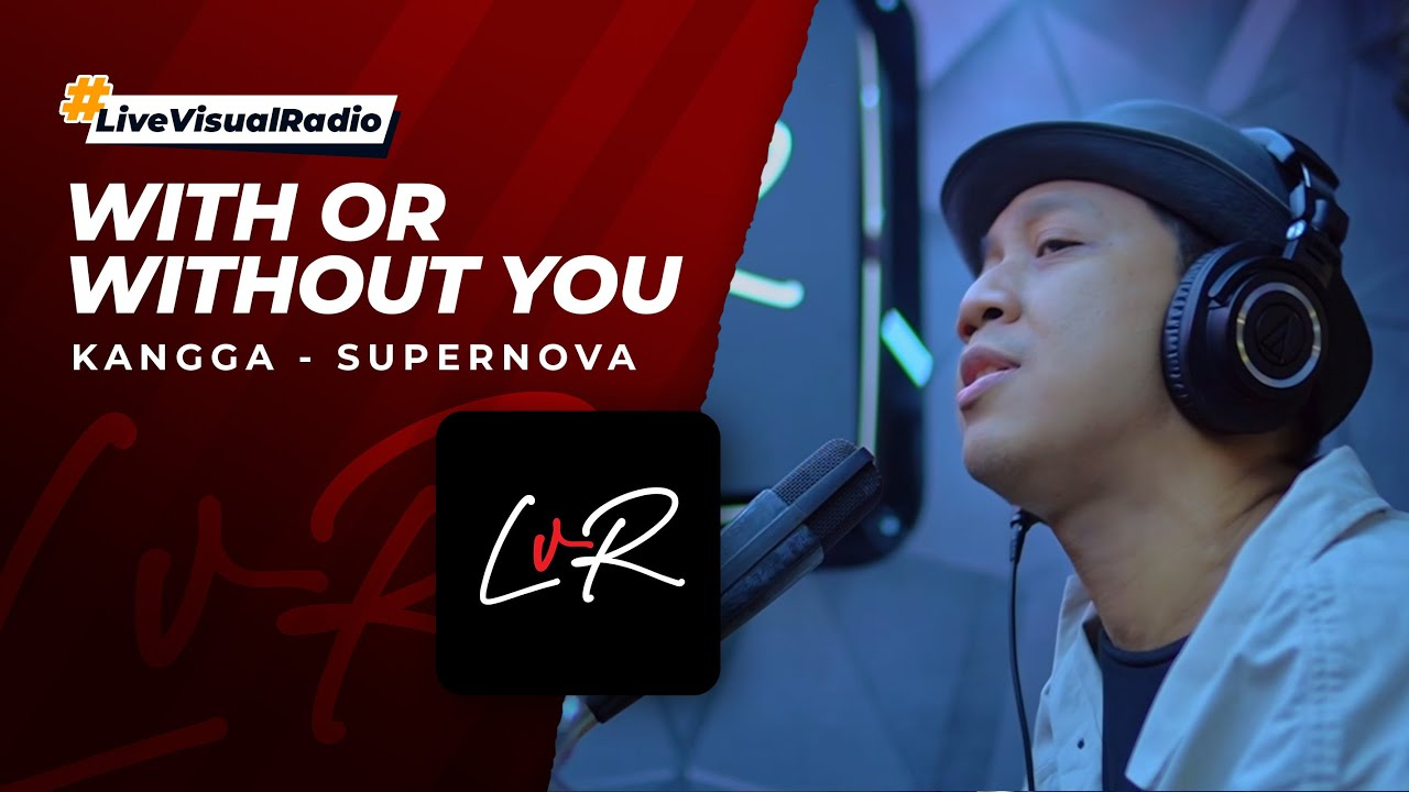 Download With Or Without You - U2 (Cover by Kangga)