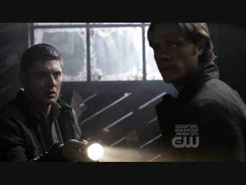 Supernatural  Dean is scared!