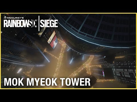 Rainbow Six Siege: Operation White Noise - Mok Myeok Tower | Trailer | Ubisoft [US]