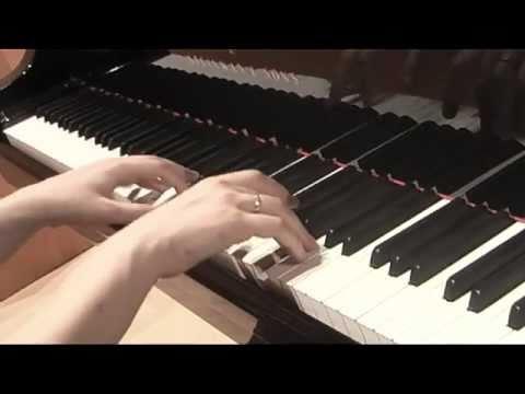 Sofia Vasheruk Rachmaninov Prelude Op.32 No. 5 in G major