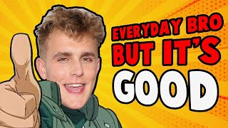 """I Made """"It's Everyday Bro"""" a Good Song Video"""