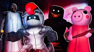 Playing The SCARIEST GAMES in Roblox!