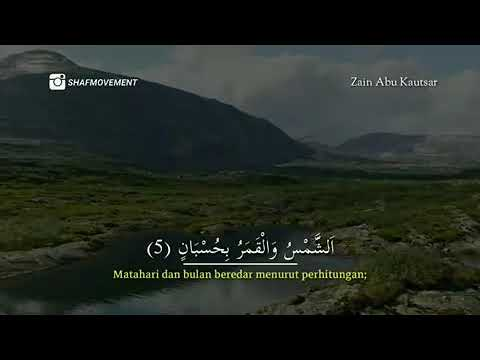 Murottal Qur An Ar Rahman Zain Abu Kautsar