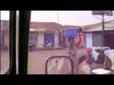 Ghana, Akwatia Diamond diggings