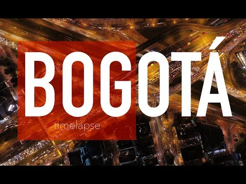 Timelapse Bogota