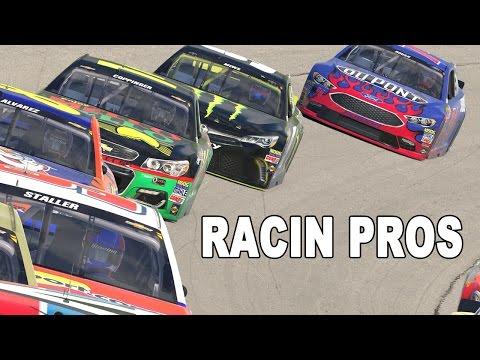 iRacing: NASCAR @ Atlanta - League Racing with Pros